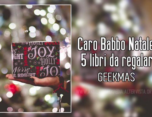 Caro Babbo Natale… 5 libri da regalare.