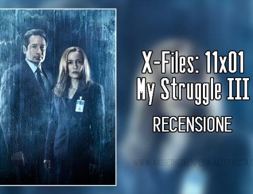 X-Files: La premiere shock – Recensione [Spoiler]