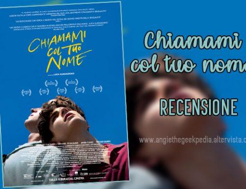 """""""Chiamami col tuo nome"""" LIBRO VS FILM – Recensione"""