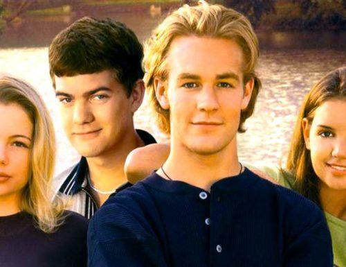 """Katie Holmes: """"Presto una reunion di Dawson's Creek."""""""