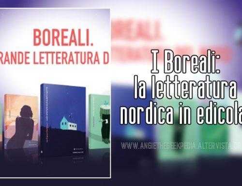 I Boreali: la letteratura nordica in edicola.