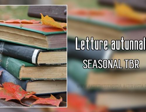 Letture autunnali – Seasonal TBR
