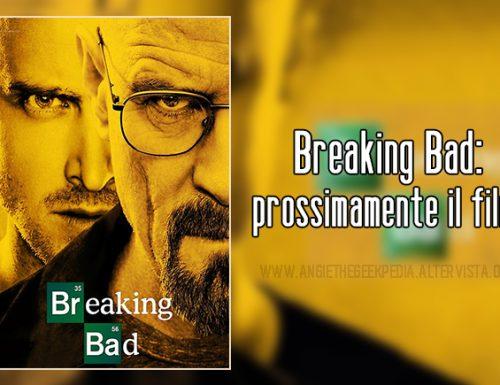 Breaking Bad: prossimamente il film!