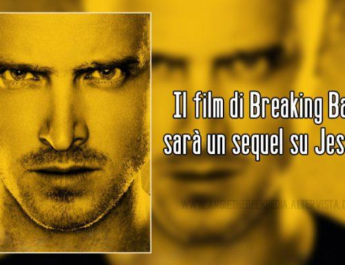 Il film di Breaking Bad sarà un sequel su Jesse!