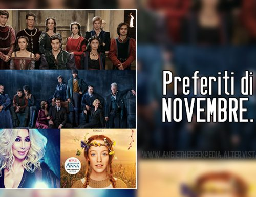 Novembre 2018 – Best of the Month