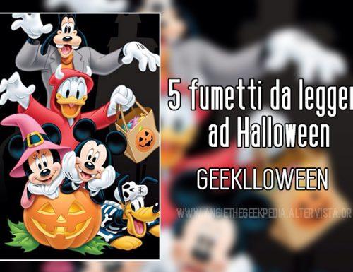 5 fumetti da leggere ad Halloween – Geeklloween
