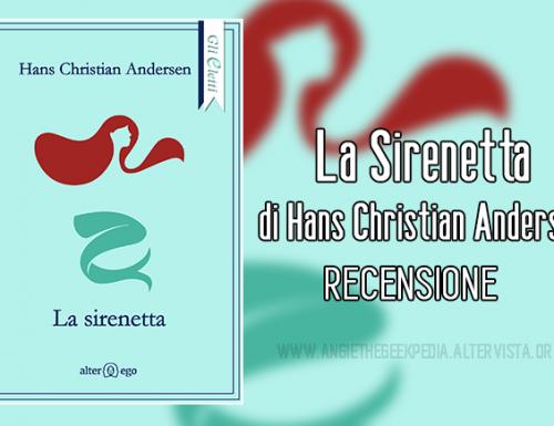 La Sirenetta di Hans Christian Andersen