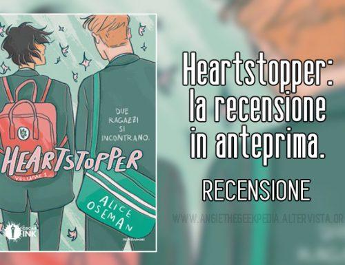 Heartstopper: la recensione in anteprima.