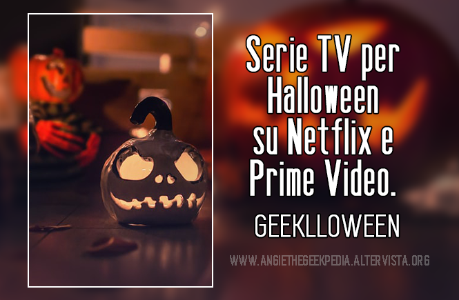 Serie Tv per Halloween